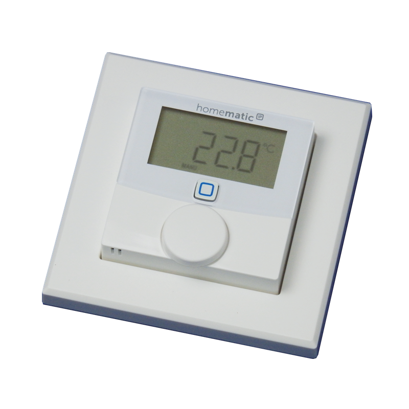 Homematic Wandthermostat (Funk)